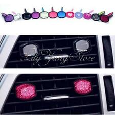 Buy 2 get 1 Free! NEW Air Freshener Diffuser For Auto Car Fragrance Diamond