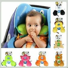 Infant Baby Head Positioner Neck Support Pillow Car Seat Stroller Carrier