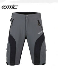 Men's MTB Loose Fit Cycling Shorts Padded Leisure Bike/Bicycle Casual Pants 5043
