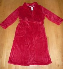 NWT Womens JASMINE ROSE Plush BATHROBE Robe Size L XL sleep Rose Red bath long