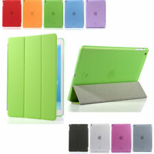 Smart Stand Leather Cover + Back Hard Case for iPad Mini 1/iPad Mini 2 Retina 3