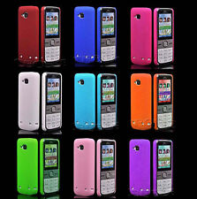 1x New Snap On Skidproof hard case back cover for Nokia C5 C5-00