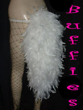 Feather Burlesque Moulin Rouge Sizes 6-32 All Colours Costume Bustle Belt TUTU