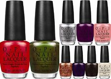OPI CocaCola Summer Gel & Lacquer Collection 2014 - Pick Any Shade!!!!!!