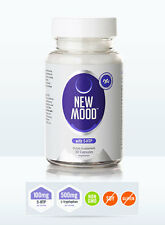NEW MOOD ANTIDEPRESSANT ANXIETY STRESS RELIEF 5-HTP TRYPTOPHAN VALERIAN B6 ONNIT