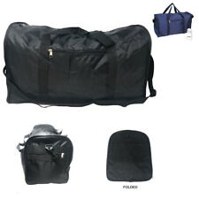 Foldable Travel Duffle Bag Sports Gym Duffel Bags Workout Luggage 20""