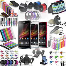 Funky Accessories Cases & Gadgets for Sony Xperia L C2104 C2105