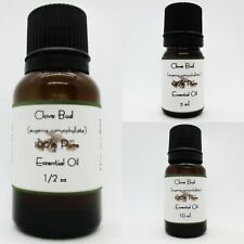 Clove Bud Pure Essential oil  Buy any 3 get 1 Free see store 4 more choices