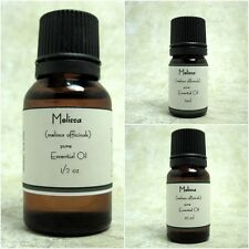 Melissa Pure Essential Oil Buy 3 get 1 Free SEND MESSAGE W/FREE OIL