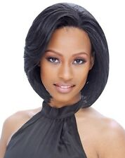 Janet Collection Heat resistant full Lace Wig FIRST LADY - New Style