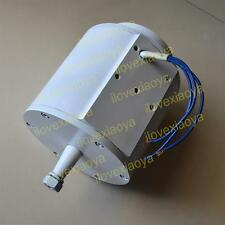Wind Turbine Generator Motor 3.5 KW Max 24/48/110/220V 3-phase AC PM Alternator