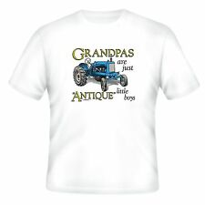 FAMILY T-shirt grandpa's are just antique little boys