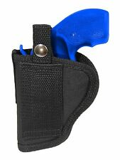 "New Barsony Belt Loop OWB Gun Holster Charter Arms 22 327 38 357 2"" Revolvers"