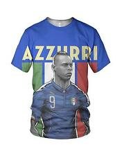 All Over 3D Print Super Mario Azzurri Fashion Mens And Ladies T Shirt, All Sizes