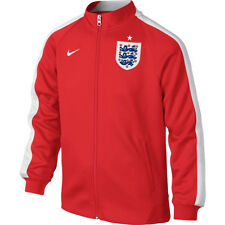 Nike 2014 England Mens Authentic N98 Track Jacket Red NWT