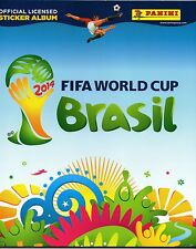 Panini 2014 World Cup Brazil Brasil Stickers 600-639 Pick the ones you need!!