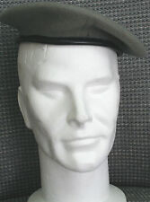 Royal Scots Dragoon Guards Grey beret with black cotton lining. #20372
