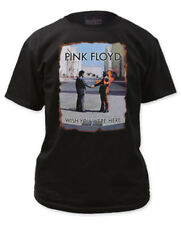 OFFICIAL Pink Floyd - Wish You Were Here Burnt Edges T-shirt NEW Licensed Band M