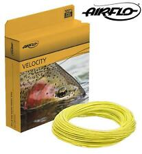 Airflo Velocity Floating Fly Line Weight Forward AFTM# 4-9 Double Taper aftm#4-8