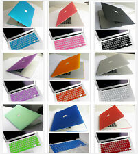2in1 Rubberized Hard Case Cover For 2013 Macbook Pro 13&15 retina display