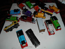 TRACKMASTER THOMAS TANK ENGINE TRAINS