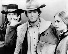 BEN MURPHY, PETE DUEL ALIAS SMITH AND JONES WITH HEATHER MENZIES PHOTO OR POSTER