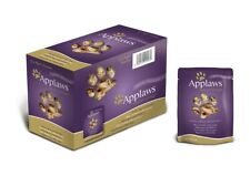 Applaws Natural Pouches Chicken Breast & Wild Rice Cat Food
