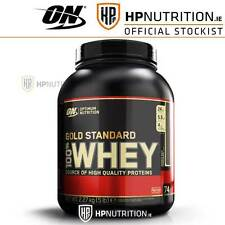 Optimum Nutrition Gold Standard 100% Whey Protein 2.27Kg *ALL FLAVOURS*