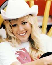 LYNN-HOLLY JOHNSON IN STETSON FOR YOUR EYES ONLY JAMES BOND GIRL PHOTO OR POSTER