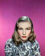 VERONICA LAKE COLOR CLASSIC IMAGE PHOTO OR POSTER