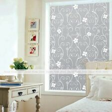 2m 4m Vine Flower Self Adhesive Frosted Window Film Door Glass Art Decal Sticker