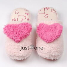 Lovers Couples Soft Winter Warm Home Indoors Cute Cartoon Design Slippers New