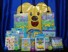 Wow Wow Wubbzy Party Set # 20 Wow Wow Wubbzy Party Supplies Party Set For 16
