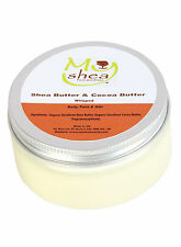 Whipped Pure Shea Butter and Cocoa Butter, 100ml