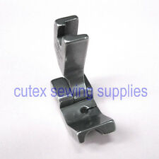 Industrial Sewing Machine Hinged Left Piping Welting Cording Presser Foot