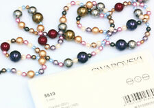 Swarovski 5810 Crystal Round Pearls - 3mm 4mm 5mm 6mm 8mm 10mm 12mm Many Colors