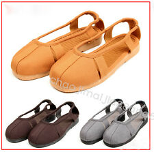 Chinese shaolin kung fu Martial Arts Wu Shu Tai chi Monk shoes Footwear 3colors