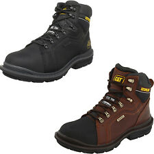 "Caterpillar Men's Flexion Manifold 6"" Waterproof Steel Toe Tough Boot-New W/ Box"