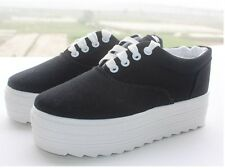 2014 Low platform women canvas shoes casual sneakers sport lady cheap shoes