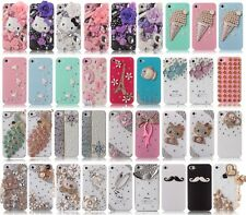 WHOLE SALE CLEARANCE Cute 3D Bling Luxury Hard Case Cover Skin for IPHONE 4 4S