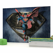 Superman Photo Wallpaper Wall Mural (CN-971VE)