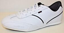 Men's Kustom Montana White Leather Skate Casual Shoes,Size 7,8,9. NIB,RRP$99.95.