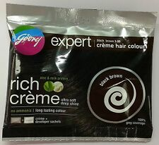 Godrej Expert :: Creme Hair Colour :: Choose from 5 Colors :: 20 GM + 20 ML