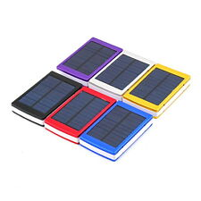 50000mAh Portable Super Solar Charger Dual USB External Battery Power Bank G9