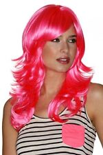 Womens Adult Wig Tempest Cosplay Halloween Fashion Hair Long Medium Blonde