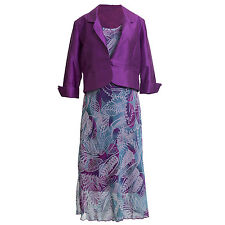 CLEARANCE!! - Anna Marie - Ladies Dress And Jacket - Wedding / Church / Occasion