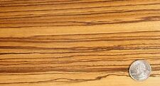 Zebrawood Lumber / boards 3/8 surface 4 sides clear 24""