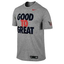 new mens Nike calvin johnson/cj81 good to great drifit t-shirt dri-fit football