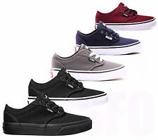 BOYS VANS TRAINERS GIRLS SCHOOL SHOES PUMPS KIDS CANVAS SKATE TRAINERS SIZE