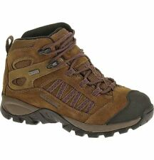 Wolverine Women's Black Ledge FX WP Mid-Cut Hiking Boot